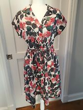 Boden floral womens shirt dress 6; see my other great size 6 listings!
