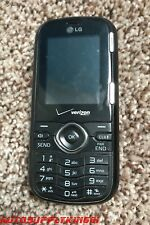 LG Verizon Slide Face QWERTY Keyboard Cell Phone With Camera ** UNTESTED **