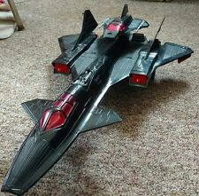 Night Raven 1986 Vintage Cobra Jet Complete Gi Joe ARAH vehicle Lot Strato-Viper