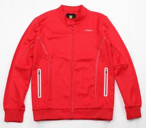 Scuderia Ferrari Mens Zip Up Soft shell Jacket Size 2XL