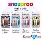 Snazaroo Face & Body Paint Sticks Halloween Boys Girls Unisex Paint Fancy Dress
