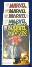 Lot of 29: Marvel Comics: Complete Marvel Zombies Series # 1-4 & More!