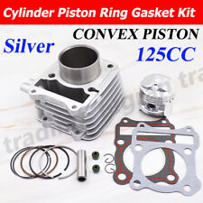 Cylinder Piston Gasket Kit for SUZUKI DR-Z125 DRZ 125 DR-Z 125 DRZ125 1994-2018