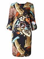 Ex Topshop Khaki Sleeveless Hardware Strap Bandage Bodycon Dress Size 6-14