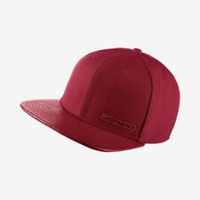 Unisex Jordan 17 Snapback Hat 789498-687 Red Brand New