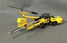 Rare - 1/50 Scale DieCast Model - Atlas Copco Face Drilling Rig Boomer E2 C NIB