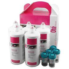 Oté Mono Sept (32,17€/L) 5x360ml Ote Monosept Kontaktlinsen Wasserstoffperoxyd