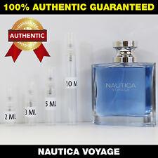 Nautica Voyage Men Vials 2ml 3ml 5ml 10ml AUTHENTIC DECANT ATOMIZER VIAL