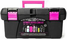 Muc-Off ULTIMATE BICYCLE CLEANING KIT - Great Gift Idea - Everything you need:-)