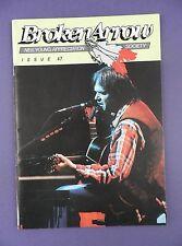 Broken Arrow Issue 47 - Neil Young Appreciation Society Fanzine - May 1992