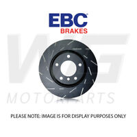 EBC 280mm Ultimax Grooved Front Discs for RENAULT Laguna Saloon 1.6 98-2000