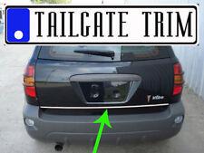 Pontiac VIBE 2003 04 05 06 07 08 2009 2010 Chrome Tailgate Trunk Trim Molding