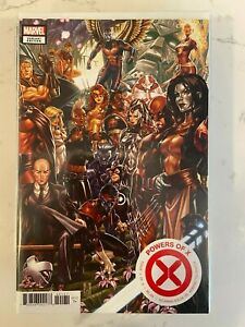 POWERS OF X #1 Mark Brooks Connecting Variant Cover C 1st Appearances NM