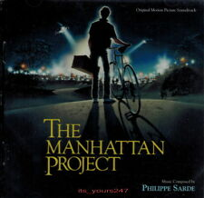 The Manhattan Project - OST [1986/2010] | Philippe Sarde | CD NEU