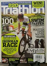 220 Triathlon Products Gear Swim Faster UK Special July 2016 FREE SHIPPING JB
