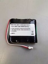 (NEW) 4.8V Ni-MH 1800mAh AA-4pc Battery pack w/ connector BA01-NMH4AA18A-G