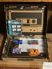 Hasbro transformers war for cybertron siege soundwave lot