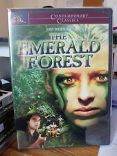 The Emerald Forest (DVD, 2001) Charley Boorman, Meg Ryan NEW SEALED OOP REG 1