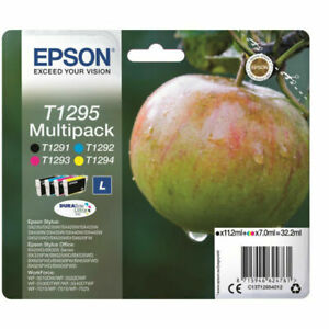 Epson T1295 (C13T12954010) Ink Cartridge - Value Pack