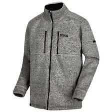 Mens Winter Fleece Jacket Heavy Warm Jumper Hiking Camping Outdoor Work Paavo