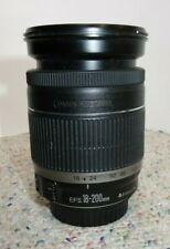 Canon EF-S 18-200mm f/3.5-5.6 IS lens - Parts or Repair!!