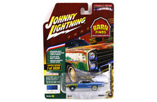 Johnny Lightning Dodge Coronet Super Bee 1970 Blue Jlcp7080 1/64