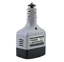 DC12V to AC220V Power Inverter Car SUV Adapter Mobile Laptop Charger ConverterFR