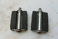 """Hercules ENGLAND 3 speed, 26"""" bicycle PEDALS"""
