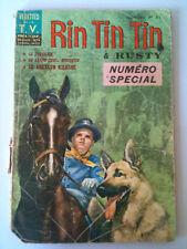 RINTINTIN & RUSTY  n° 65 spécial de 1965