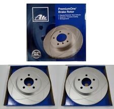 2 x UAT Premiumone Front Brake Disc 293 mm Ford Mustang 05-10 4.0 L 4.6 L Shelby GT