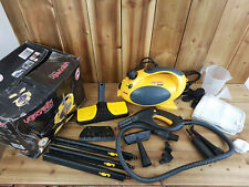 Vaporetto Pocket Steam Cleaner Boxed With Accessories Very Good Condition Comple