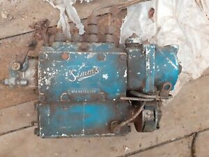 Fordson New Diesel Power Major Fuel Injection Pump