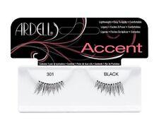 4 Pairs Genuine ARDELL 301 Accent Half False Eyelashes Fake Eye Lashes Lash