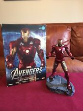 Kotobukiya Marvel Avengers The Movie Iron Man Mark 7 VII ArtFX Statue 1/6 Scale