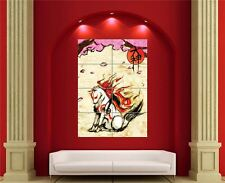 Okami PS3 Game Giant Wall Art New Poster Print Picture