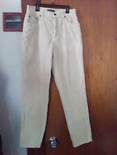 WOMEN'S BILL BLASS BEIGE CORDAROY PANTS,Sz 10