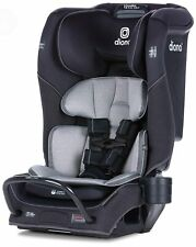Diono Radian 3QX All-in-One Convertible Car Seat - Black Jet - NEW w/ TAG!