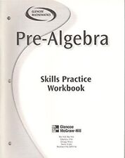 Pre-Algebra, Skills Practice Workbook by McGraw-Hill Education
