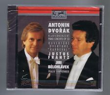 DVORAK CD (NEW) PIANO CONCERTO OP 33/ OUVERTURE OP 92(JIRI BELOHLAVEK)