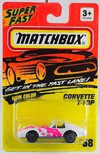 Matchbox MB 58 Corvette T-Top New On Card 1995
