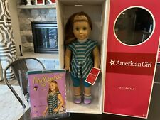 NEW American Girl Doll Of The Year 2012 McKenna Doll &  Book (never removed)