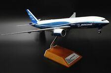 Jc Wings Jc2182 1/200 Boeing 777-200Lr House Color N6066Z With Stand