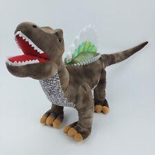 "Fiesta Toys Exotic Dinosaur Plush 18"" Spinosaurus Raptor"