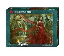 Cris ortega-New Red-Heye puzzle 29832 - 2000 piezas PCs.
