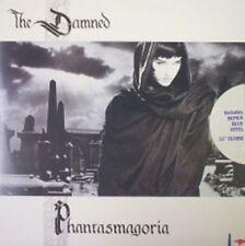 "The Damned, Phantasmagoria, NEW/MINT Vinyl LP with bonus BLUE vinyl 12"" Eloise"