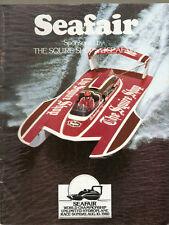 1980 Seafair World Championship Unlimited Hydroplane Race Program