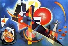 Kandinsky # 05 cm 70x100 Poster Stampa Grafica Printing Digital Fine Art papiart