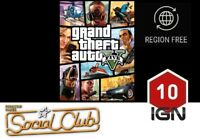 Grand Theft Auto V (5) [PC] RockStar Download Key - FAST DELIVERY