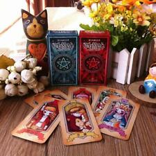 Student Tarot Cards Deck with Guidebook Divination Astrology Oracle Board Games