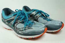 Saucony Mens Triumph ISOFIT ISO Fit Everun Teal Athletic Trail Running Shoe Sz 9
